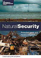 Natural Security: Protected Areas and Hazard Mitigation